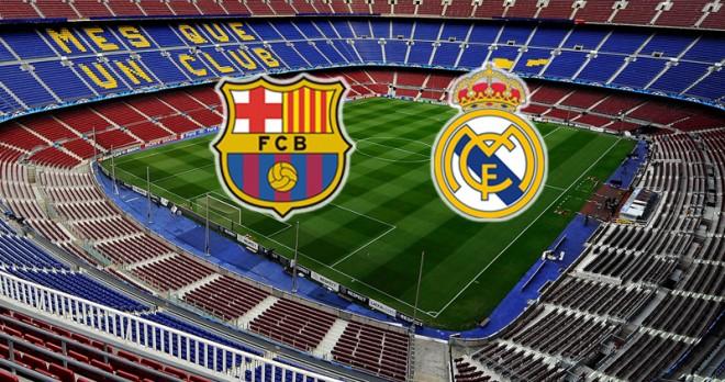 Barca Madrid