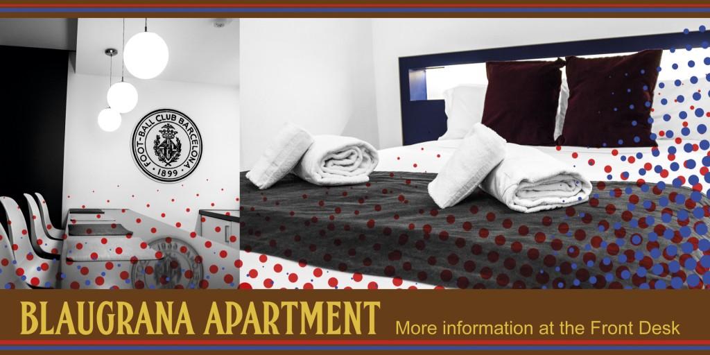 Apartamento Blaugrana